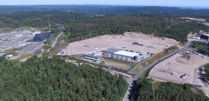 I Vennesla bygger Bulk Infrastructure verdens største grønne datasenter.