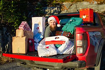 En julefortelling – om logistikk, nerver og julefred