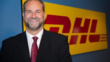 Terje Aarbog, adm. direktør i DHL Express Norge, er stolt av å representere en aktiv rolle som global logistikkleverandør av Covid-19-vaksinen.