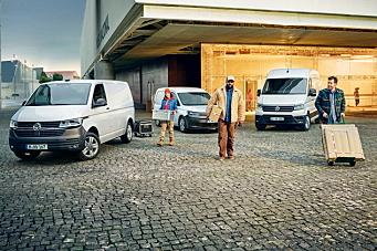 Disse varebilene solgte mest