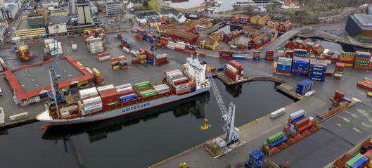 Kristiansand Havn IKS er en realitet