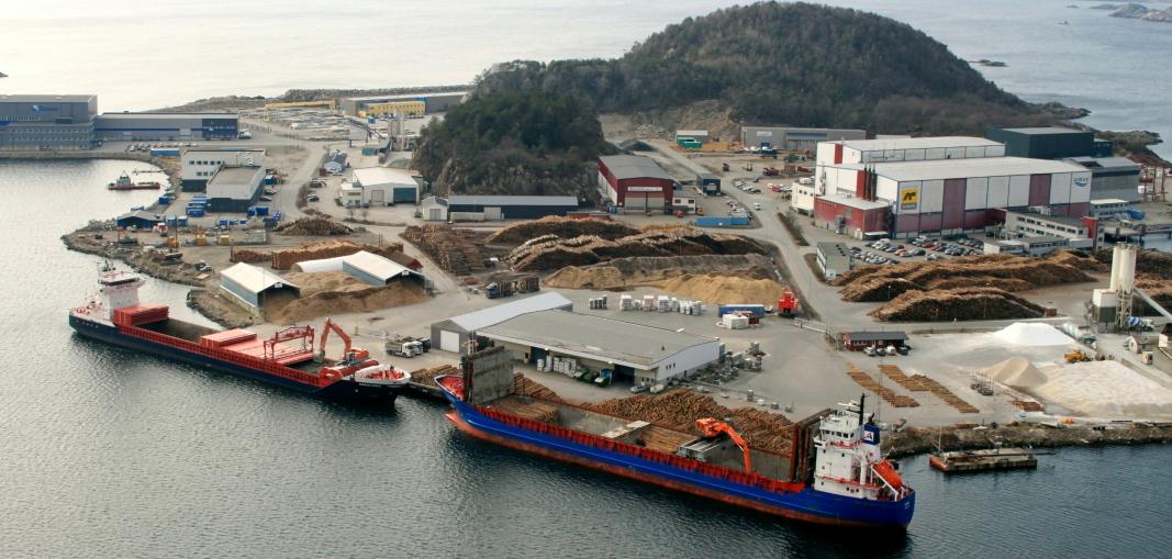 Gismerøya havneanlegg i Mandal er godkjent for anløp av alle typer fartøy i henhold til internasjonale konvensjoner. Kaianlegget er 170 m langt og har bæreevne opp til 10 tonn/kvm. Seilingsdybde ved kai er 10,5 m.