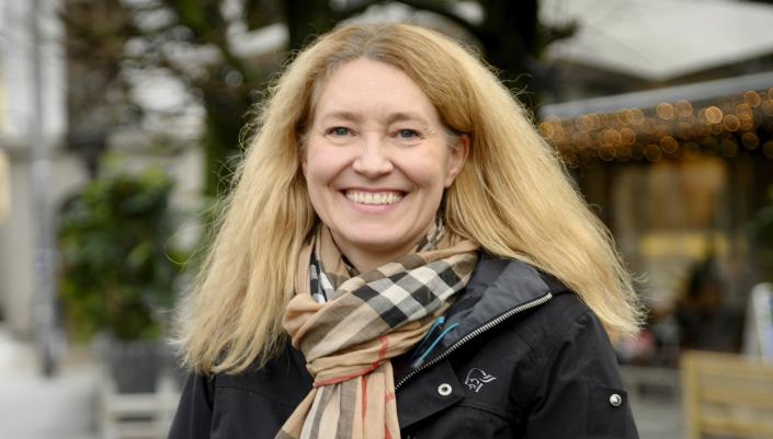 Tone Lindberg Grøstad - direktør i Maskingrossistens forening (MGF).