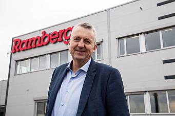 Ramberg kjøper Snap Pack