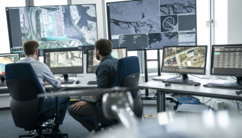 Integrated Drone Control Center