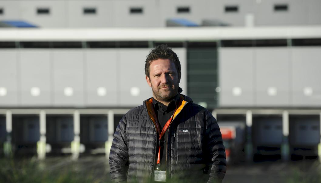 Hans-Øyvind Ryen har tiltrådt som konserndirektør i Posten Norge. (Foto: Posten)