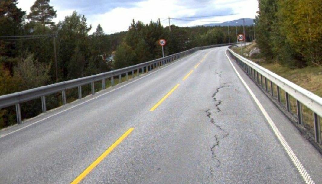 Totalsummen for opprustning av fylkesveiene kan ligge på 70 milliarder kroner, eller mer. Flere fylkeskommuner mangler en oppdatert oversikt.