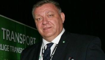 Adm. direktør Geir A. Mo i Norges Lastebileier-Forbund: - Nå må noe gjøres. Foto: Per Dagfinn Wolden