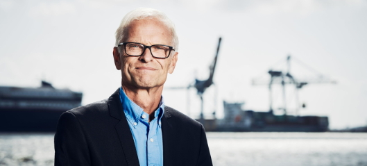 Fergegods sikret vekst i Larvik Havn