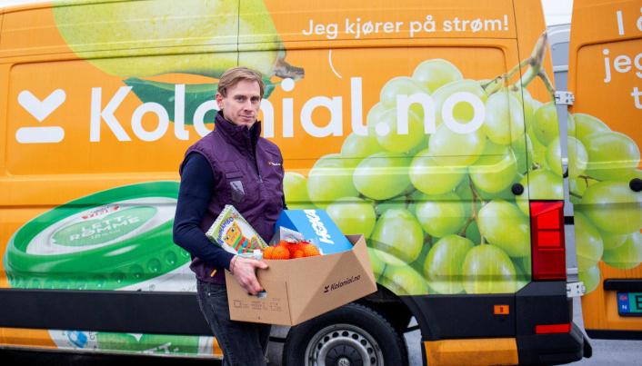 Jon Kåre Stene er gründer for Norges fremste matbutikk på nett, og tar nå steget videre med det nye samarbeidet med Helthjem.