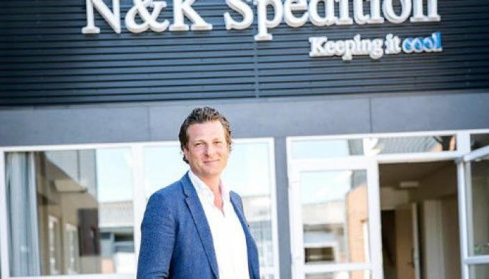 – Dette gir oss nye vekstmuligheter, sier CEO Martin Gade Gregersen i HSF Logistics Group.