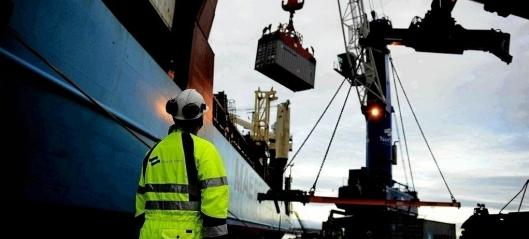 Kortnytt om havn