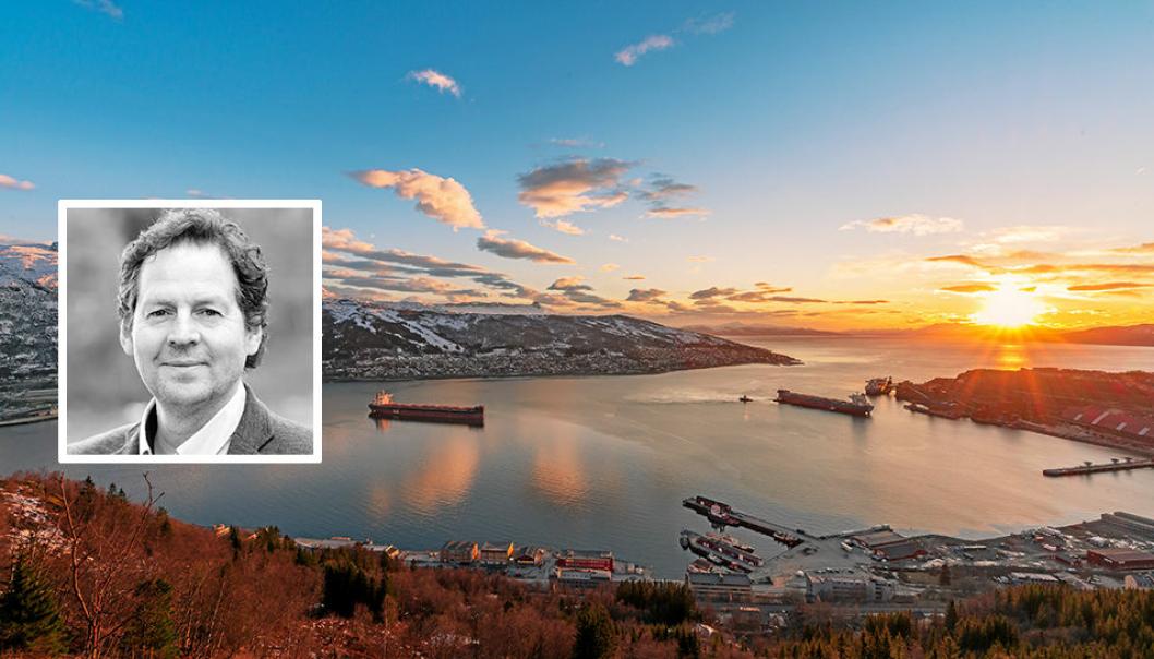 <p>Børge Edvardsen Klingan blir ny direktør i Narvik Havn.<br></p>