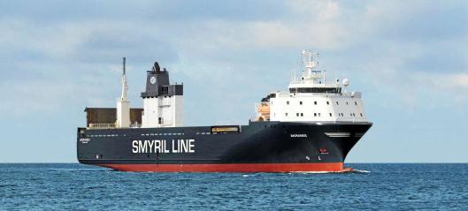 Smyril Line tilbake i Bergen