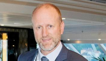 Nils Møllerup, markedssjef Bergen Havn.