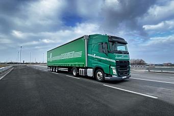 Kjøper 1000 Volvo-lastebiler