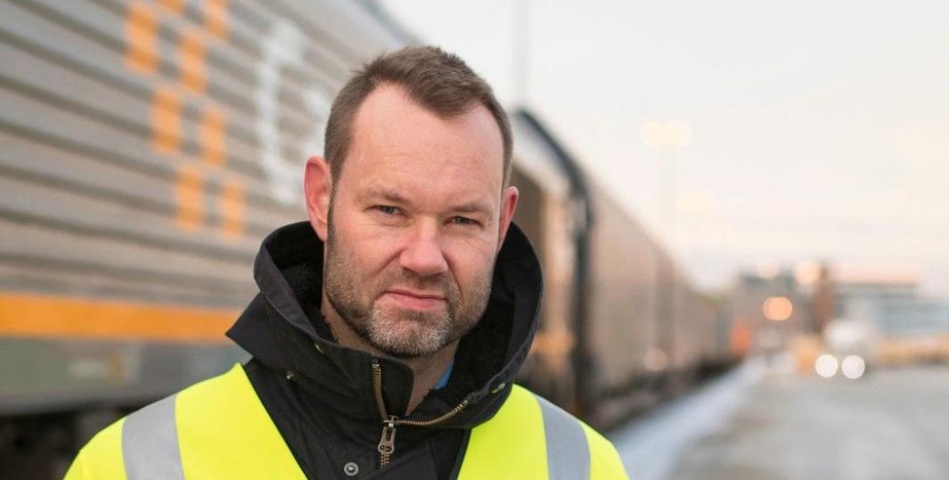 Erik Røhne forlater CargoNet