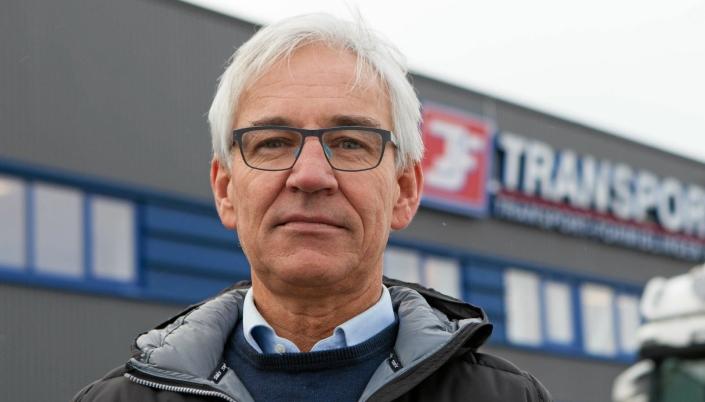 Transport-Formidlingens daglige leder Transport-Formidlingen, Ole-Jørgen Melnes, gleder seg over å ha fått flere ben å stå på.