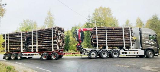 Inviterer til prøveordning med 74 tonn