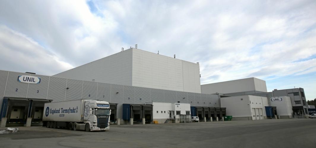 Unils lager i Våler kan få doblet kapasitet til én million paller.