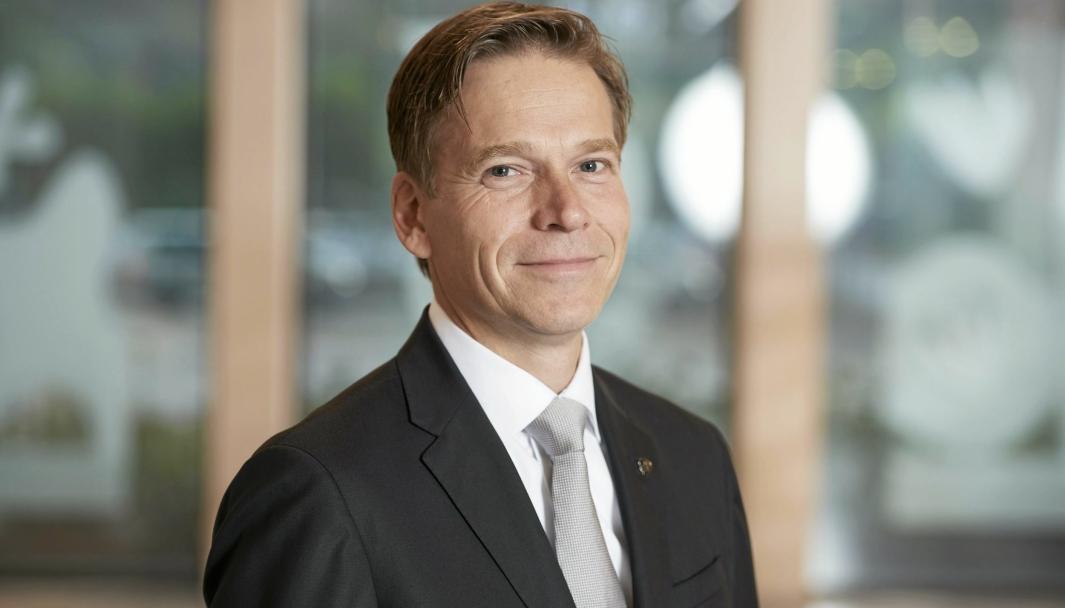 Christian Levin er utpekt til ny adm. direktør i Scania fra 1. mai 2021.