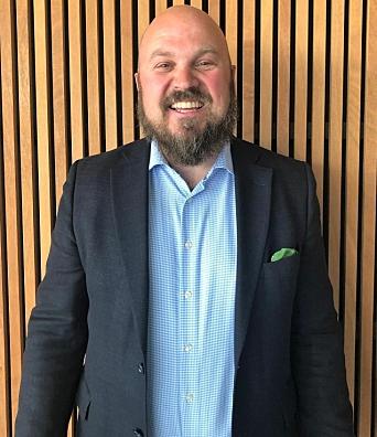 Stig Hellerud, logistikksjef i Viken AT Market, er ansvarlig for prosjektet.