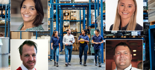 Logistikkforeningens mentorer hjelper folk inn i bransjen