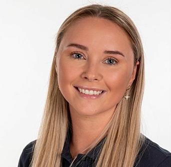 Synne Gjerde er sisteårsstudent på bachelor i logistikk ved Høgskolen i Molde, og håper å dra nytte av mentorprogrammet.