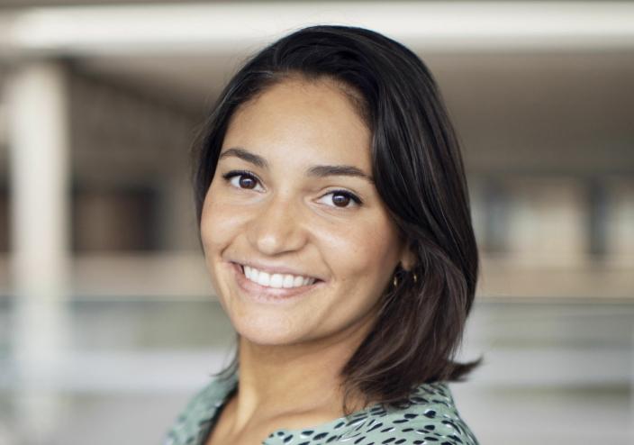 Elizabeth Ramirez Stenwig i Logistikkforeningen håper både at foreningens mentorprogram blir et fast opplegg, og at konseptet med mentorer blir mer vanlig i Norge.