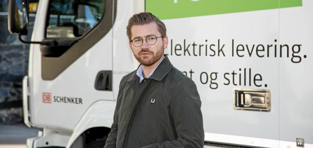 Klima- og miljøminister Sveinung Rotevatn håper samarbeidet kan få fart på det grønne skiftet innen landtransport.