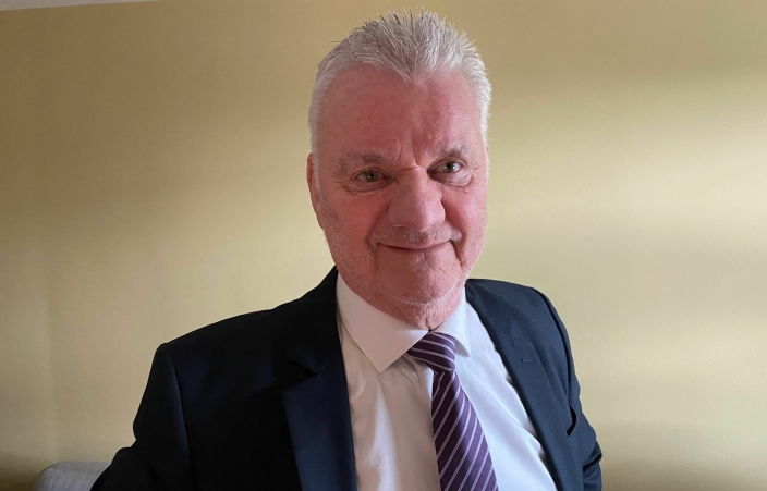Redaktør Per Dagfinn Wolden har fulgt logistikkbransjen tett i over 20 år.