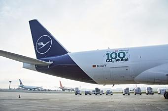 CO2-nøytral flyfrakt