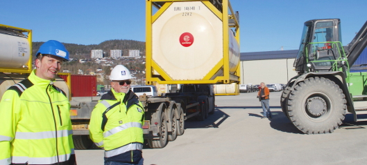 Drammen Havn ber om togavklaring