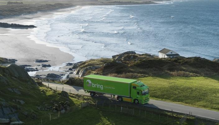 Posten/Bring blir en sentral aktør for å få til målsetningen om 100 hydrogenlastebiler på veien inn 2025.