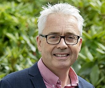 Jan Carsten Gjerløw i Evig Grønn AS er prosjektansvarlig.