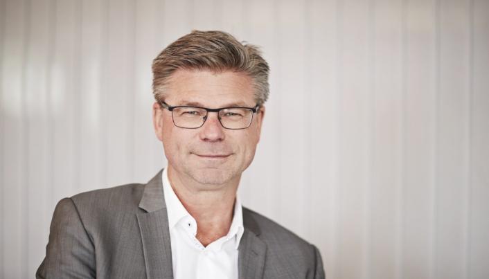 Kjell-Arne Eloranta, Managing Director i Freja Transport & Logistics AS.