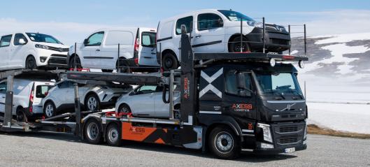 Iver inngår ny avtale med Axess Logistics