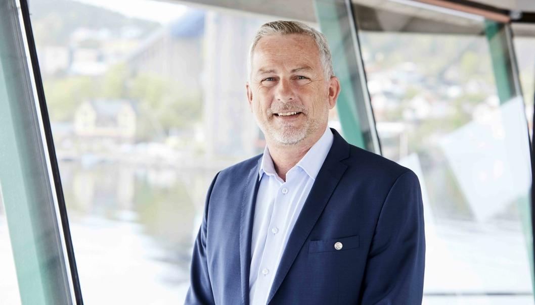 Torben Jepsen blir ny havnedirektør etter Finn Flogstad.