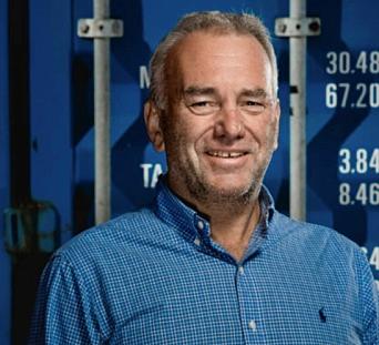Tore Lundestad, havnedirektør i Borg havn.
