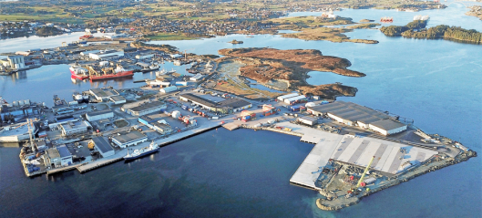 Karmsund Havn tar tollgrep etter Brexit