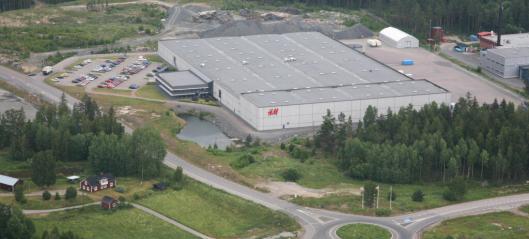 Her kommer H&Ms Norden-lager