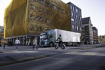 Volvo starter salg av elektriske tunge lastebiler i år