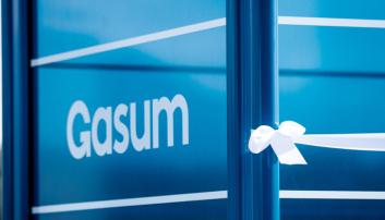 Åpner fyllestasjon for gass-lastebiler i Trondheim