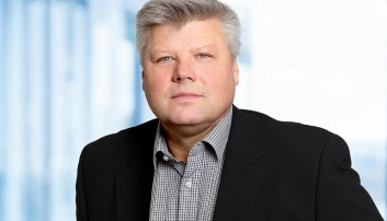 John Melby er Gasums direktør for trafikk i Norge. Foto: Gasum