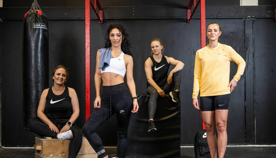 Getinspired.no er et nettbutikk med stort utvalg av sporty klær og sko til trening og fritid.