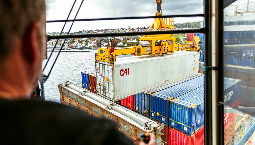 Grenland havn er svært fornøyde med å kunne tilby industrien i Grenland en større bredde i sitt tilbud, nå som havnen opplever vekst i volumer, flere anløpende rederier og økt interesse i markedet for nærskipsfart.