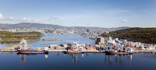 Oslo blir Europas havnemidtpunkt