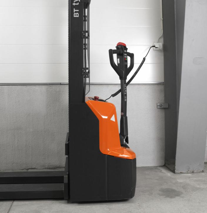 BT Tyro - SHE100 er svært kompakt, og kan lades når som helst og hvor som helst.