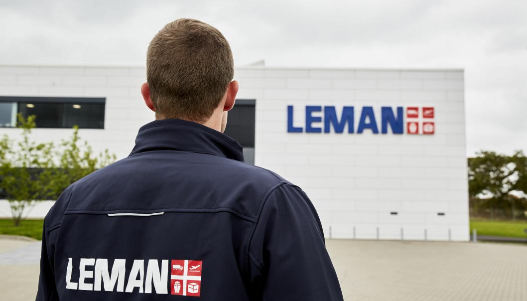 Det danske logistikk-konsernet Leman endte med underskudd i 2020, mye grunnet et hackerangrep.