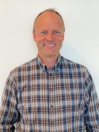 UTVIKLER: Carl Haakon (Bobo) Garder tror Viken Park vil bli et attraktivt næringsområde for logistikkbedrifter.